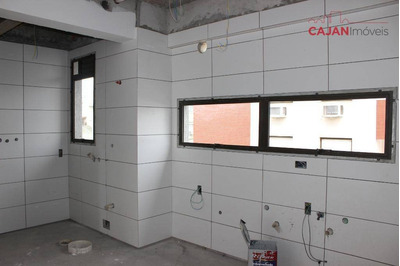 Em Construção - Apartamento De 2 Dormitórios Com Vaga De Garagem No Bairro Santana - Ap3374