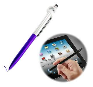 Lapicera Lápiz Táctil Touch Para Celulares Tablet iPad Y Mas
