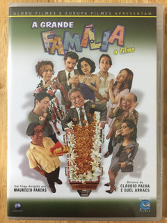 Dvd A Grande Família O Filme (2007) - Marco Nanini