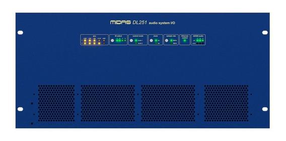 Stage Box 48 Controles De Áudio Mic/linha 16 Saídas Dl 251