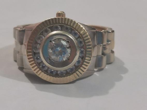 Anillo Rolex 50 Aniversario En Oro De 14k