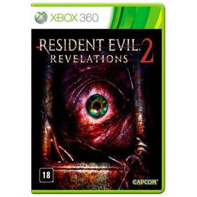 Resident Evil Revelations 2 Xbox 360 Fisica Lacrado Nfe