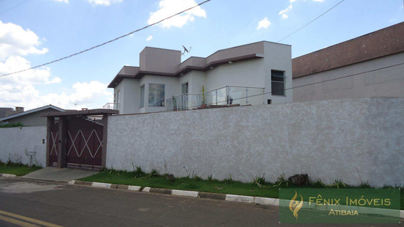 Sobrado Com 3 Dorms, Vila Santista, Atibaia - R$ 890 Mil, Cod: 447 - V447