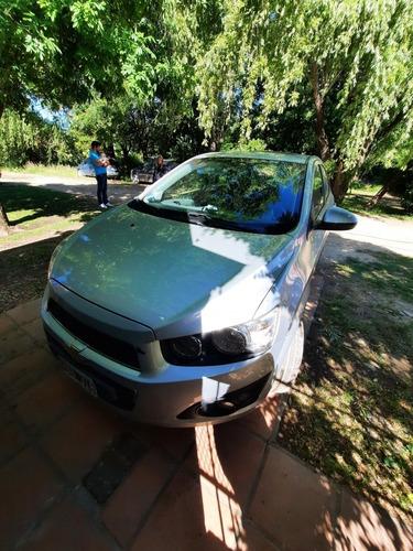 Chevrolet Sonic 2012 1.6 Ltz 4 P