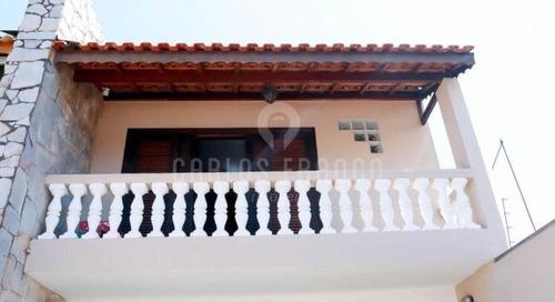 Imagem 1 de 15 de Sobrado Residencial Vila Campo Grande 145 Metros - Cf61629