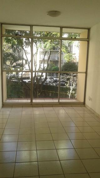 Apartamento Para Aluguel, 2 Dormitórios, Jardim Marajoara - São Paulo - 1320