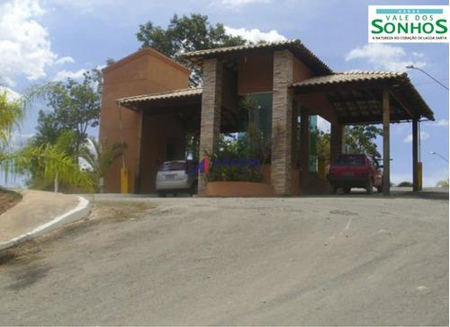 Lote Em Condomínio 2161 M² Lagoa Santa (mg) Venda - 10016