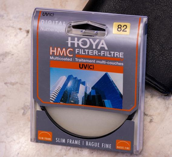 Filtro Hoya Uv 82mm