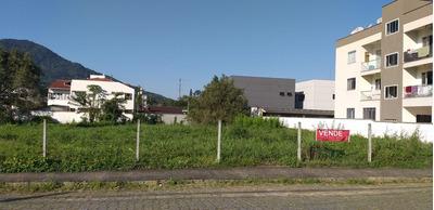 Amplo Terreno A 1 Minuto Do Centro Em Jaraguá Do Sul - Sc