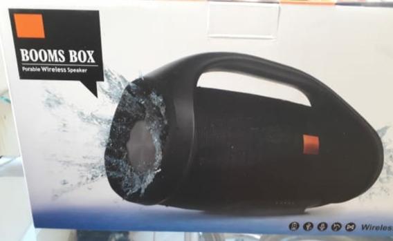 Caixa Som Boombox Grande 31 Cm (envio Imediato)