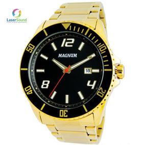 Relógio Magnum Masculino Ma33077u, C/ Garantia E Nf
