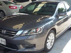 Honda Accord 2013 Piel Quemacocos Automatico