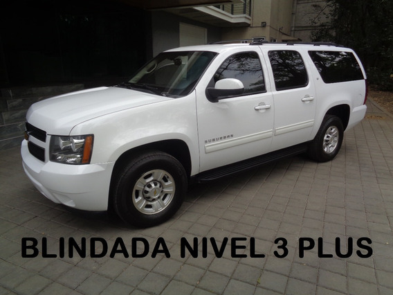 Chevrolet Suburban Nivel 3 Plus Impecable 2012