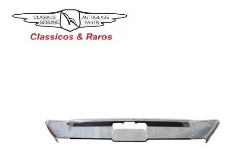 Parachoque Traseiro Dodge Dart 1968 A 1969