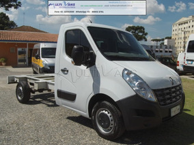 Renault Master 2.3 Dci Chassi Projeto Motor Home No Doc