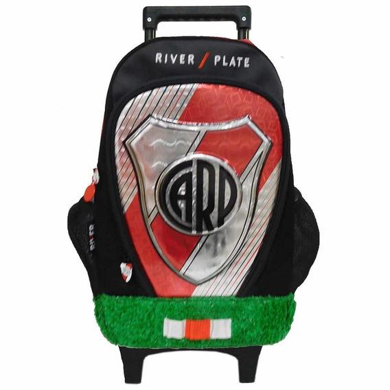 Mochila River Plate 18p Con Carro Ri145