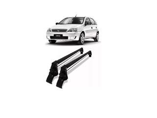 4 Bagageiro De Teto Corsa Premium Joy Maxx Sedan E Hatch Gt