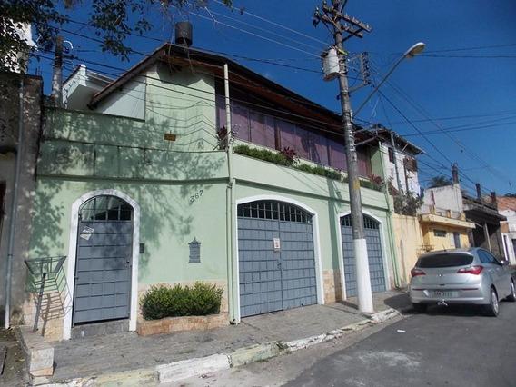 Casa Para Venda Em Embu Das Artes, Jardim Novo Embu, 3 Dormitórios, 1 Banheiro, 2 Vagas - 22