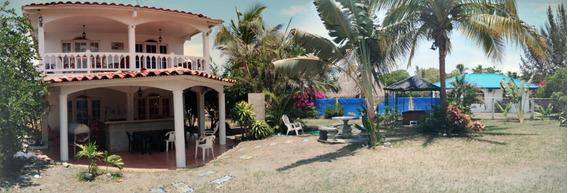 Alquilo Casa De Playa En Punta Chame