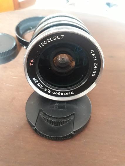Lente Carl Zeiss Distagon Zf 25mm 2.8 P/ Nikon
