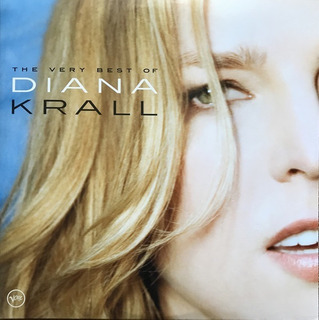Vinilo Diana Krall The Very Best Of Diana 2 Lp Nuevo S/e