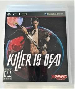 Killer Is Dead Midia Fisica Original Ps3 Cr $15