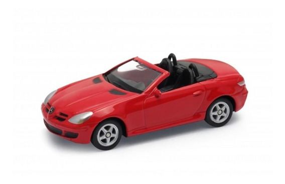 Welly Mercedes Benz Slk 350 1/60 Rosario