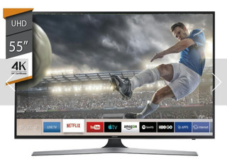 Tv Smart Samsung 55 Uhd4k