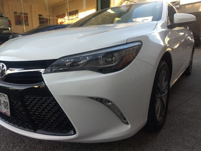 Toyota Camry 3.5 Xse V6 At 2016 *financiamiento*