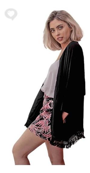 Kimono + Bolsillos Saco - Art. Korea - Espacio De Bellas!