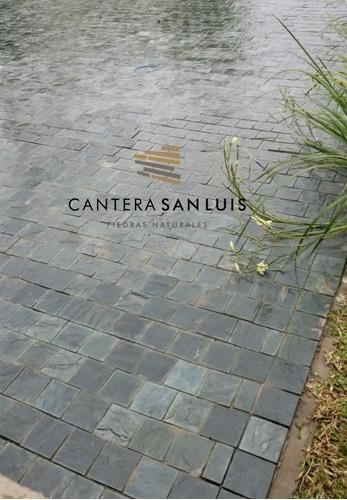 Laja Cortada / Adoquin San Luis - 10x10