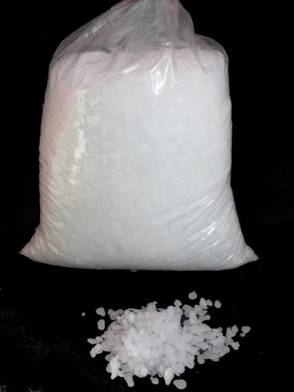 Parafina Para Velas 2kg Lentilha Nacional 140/145 - Atacado