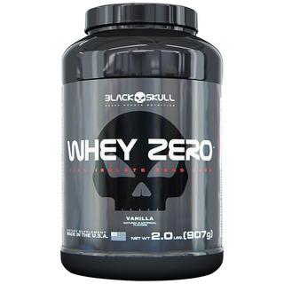 Whey Zero 907g- Black Skull- Envio Rápido Para Todo Brasil