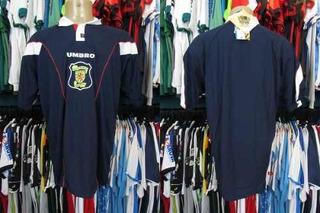 Escócia 1996 Camisa Titular Tamanho Gg.