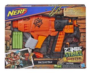 Nerf Zombie Strike Disparo Continuo - Hasbro / Updown