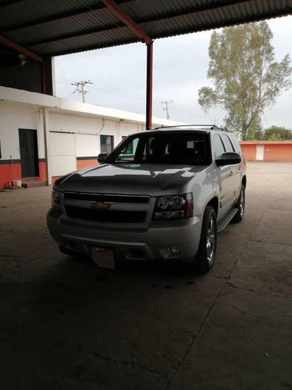 Chevrolet Tahoe 5.3 Lt Piel Mt 2014