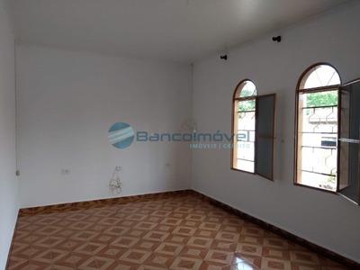 Casa Residencial Em Paulínia - Sp, Jardim Fortaleza - Ca01811