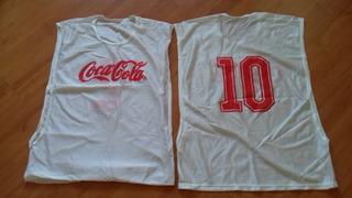 Coletes Para Futebol - Coca Cola