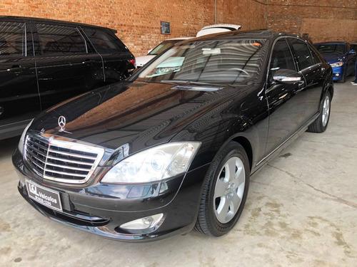 Mercedes-benz S 500 5.0 Sedan V8 Gasolina 4p Automático