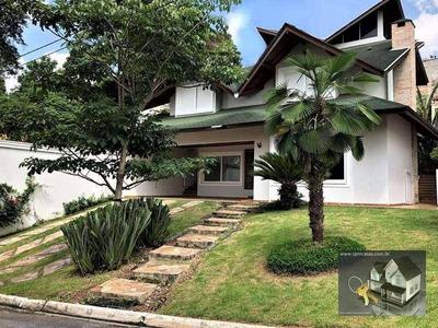 Casa Com 3 Dormitórios À Venda, 320 M² Por R$ 980.000 - Parque Nova Jandira - Jandira/sp - Ca0052