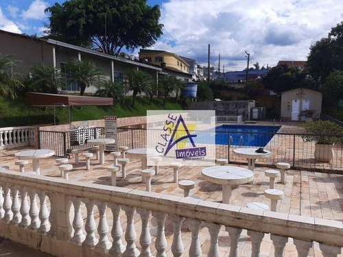 Apartamento Com 2 Dormitórios À Venda, 55 M² Por R$ 190.000 - Jardim Estrela - Mauá/sp - Ap0577