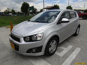 Chevrolet Sonic Lt 1600