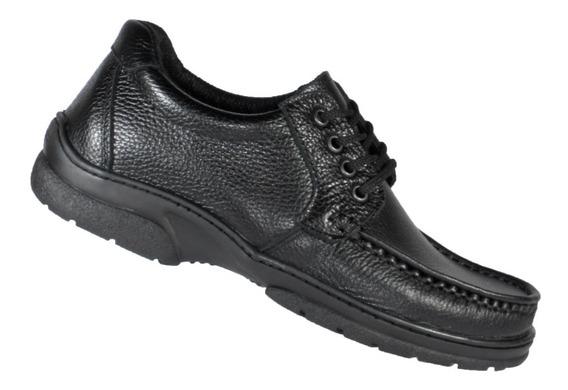 Zapato De Hombre Skaylap De Cuero Con Cordón Del 46 Al 48