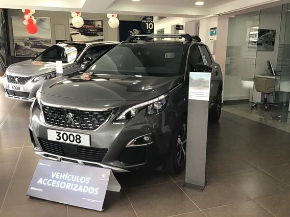 Peugeot 3008 Gt Line 1.6 Automatico 2021