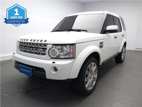 Land Rover Discovery 4 3.0 Hse 4x4 V6 36v Turbo Diesel 4p Au