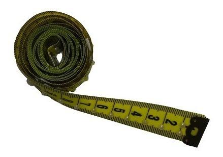 Imagem 1 de 4 de Fita Metrica Adaptada Braille Ou Baixa Visão