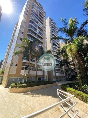 Imagem 1 de 16 de Apartamento Com 3 Dormitórios À Venda, 98 M² Por R$ 585.000 -condomínio Edifício Citta Di Roma - Centro - São Bernardo Do Campo/sp - Ap1857