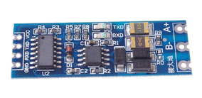 Módulo Conversor Rs485 Para Ttl