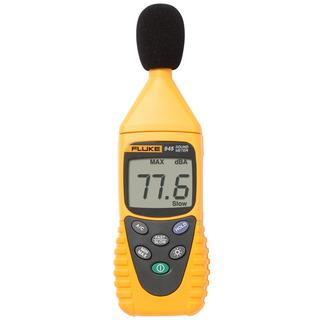 Decibelímetro Digital De 0 À 130 Db Fluke 945 4971785