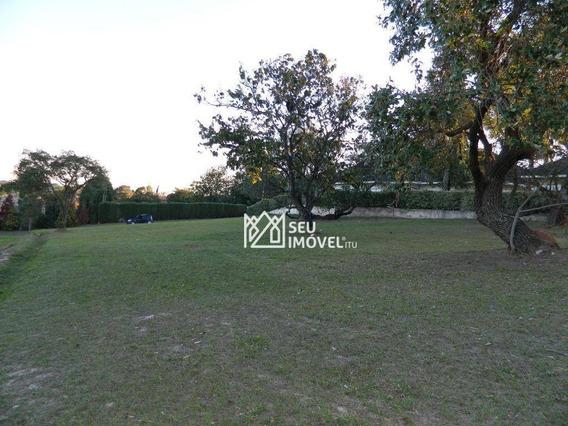 Terreno À Venda, 2175 M² Por R$ 1.100.000 - Condomínio Terras De São José - Itu/sp - Te0914